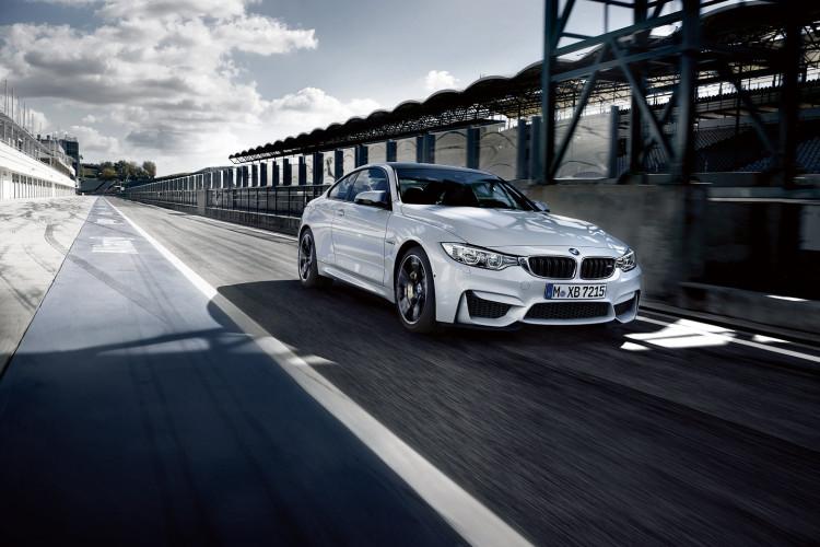 2014 BMW M4 Weiss F82 white Hungaroring Bruno Spengler 1 750x500