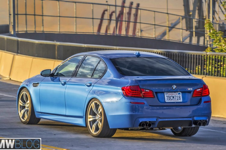 F10 Bmw M5 With 649 Hp Runs Nurburgring In 754 Minutes