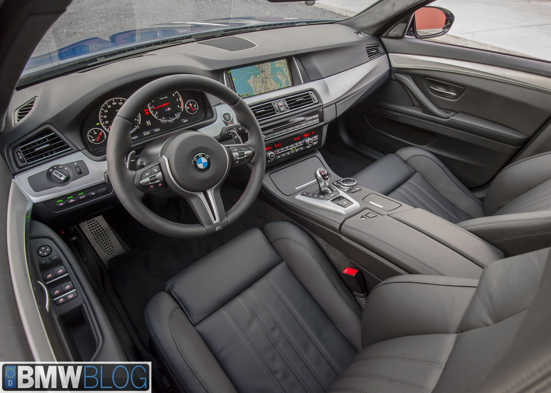 2014 Bmw M5 Competition Package Review Amp Test Drive