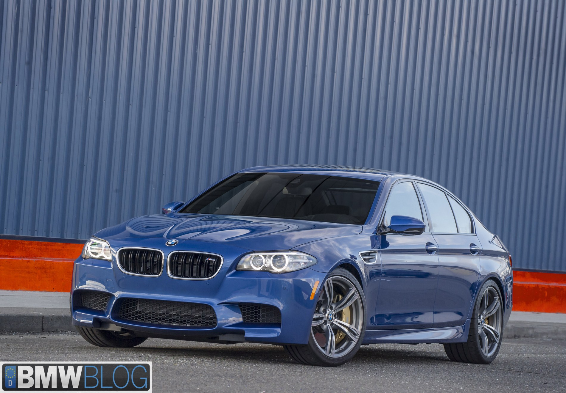 2014 BMW M5 Competition Package and M6 Competition Package 311