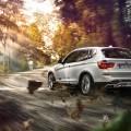 2014 BMW X3 Facelift F25 LCI Wallpaper 1920 x 1200 06 120x120