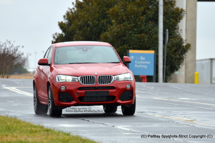 2014 BMW X4 xDrive35i M Sport Real Life Photos 02 750x500