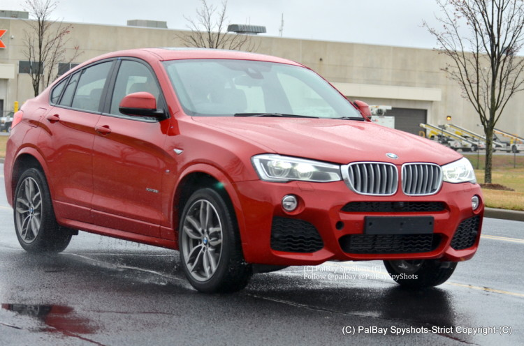 2014 BMW X4 xDrive35i M Sport Real Life Photos 05 750x496