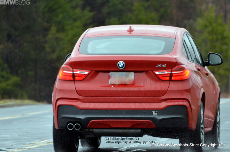2014 BMW X4 xDrive35i M Sport Real Life Photos 06 750x496