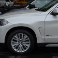 2014 BMW X5 F15 vs E70 Vergleich Foto schwarz weiss 11 120x120