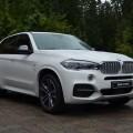2014 BMW X5 M50d F15 M Sportpaket weiss Triturbo Diesel SUV 01 120x120