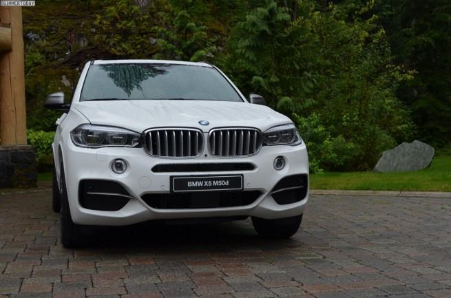 2014 BMW X5 M50d F15 M Sportpaket weiss Triturbo Diesel SUV 11 655x433