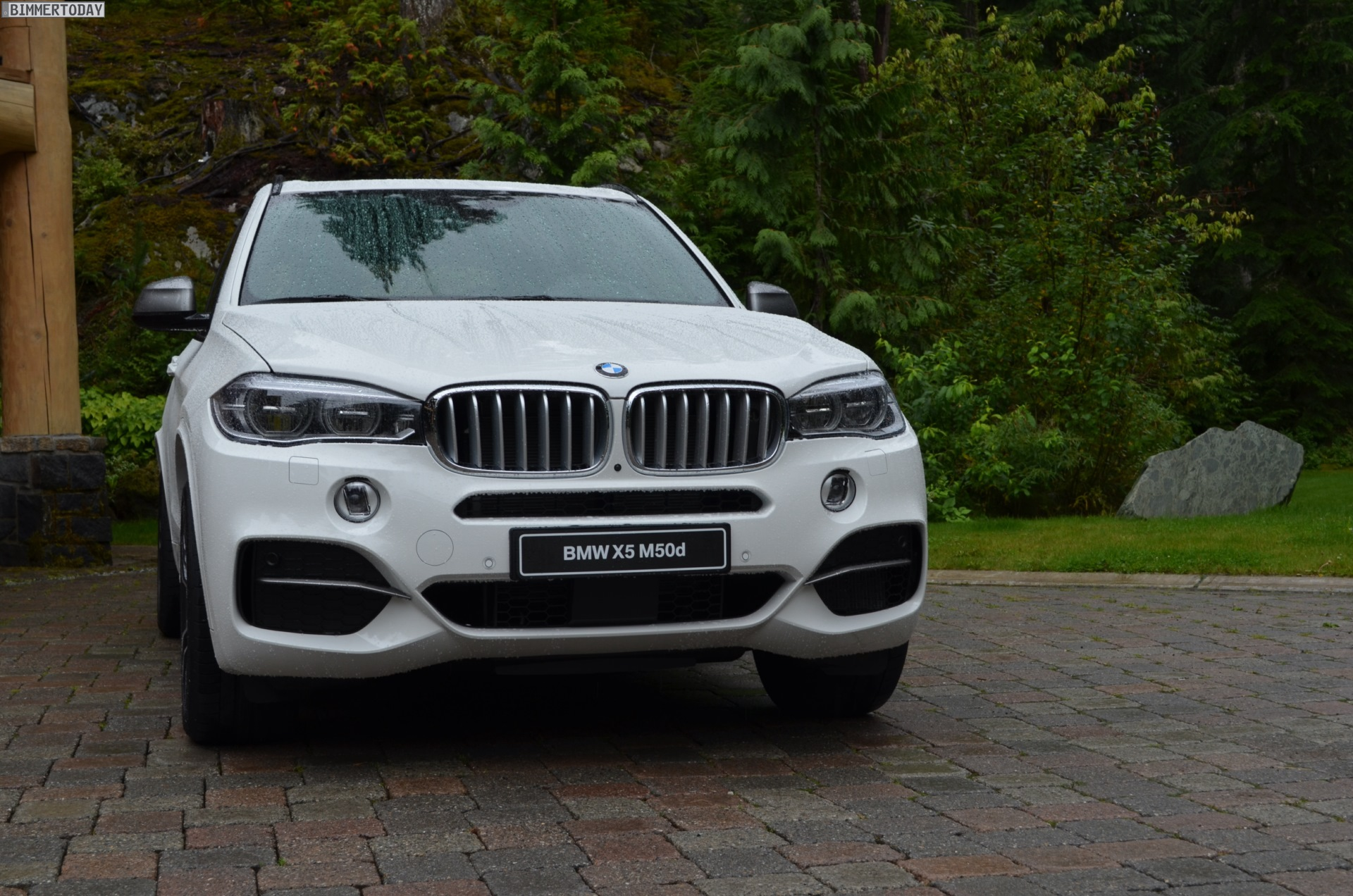 Video Review: 2014 BMW X5 M50d