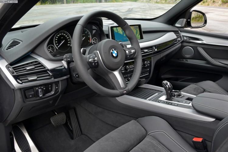 2014 BMW X5 M50d F15 M Sportpaket weiss Triturbo Diesel offiziell 18 750x500