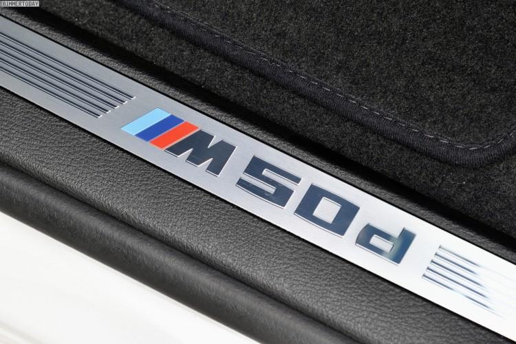 2014 BMW X5 M50d F15 M Sportpaket weiss Triturbo Diesel offiziell 22 750x500