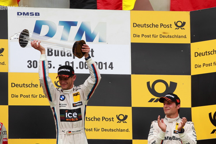 2014 DTM Hungaroring09 750x499