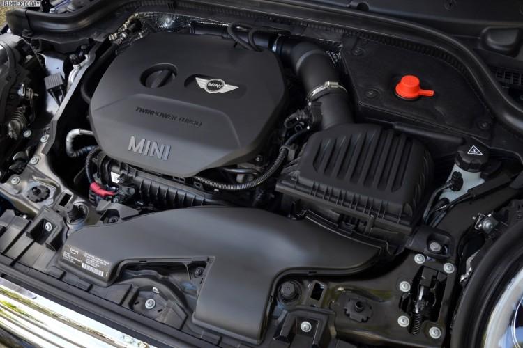 2014 MINI Cooper F56 Dreizylinder Motor BMW B38 750x500