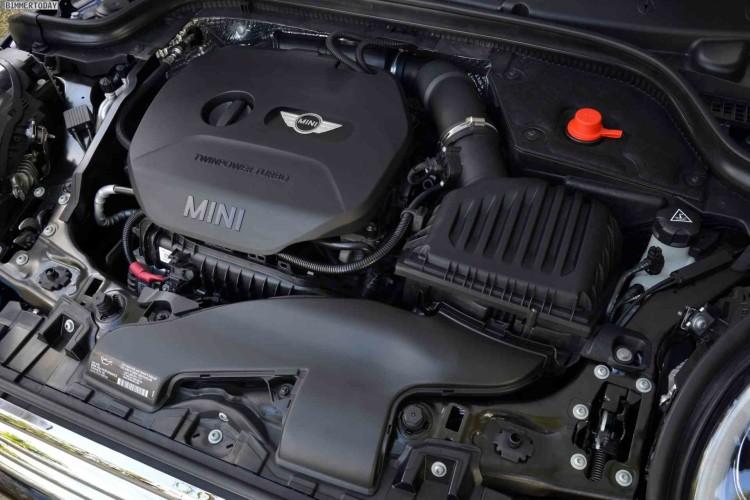 2014 MINI One F56 One D Dreizylinder Motor technische Daten 1 750x500