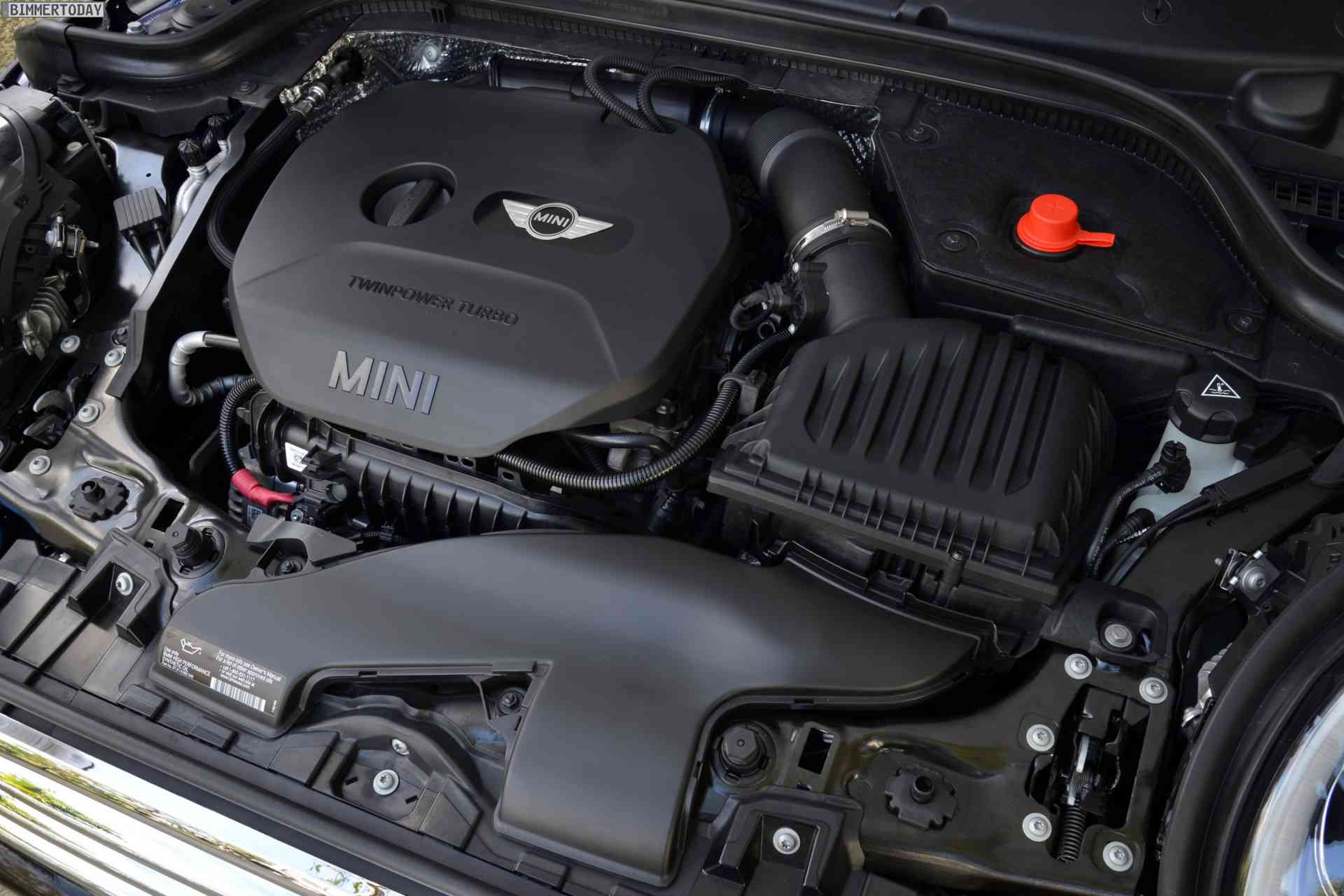 F56 Mini One And One D Engine Specs