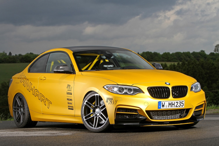2014 Manhart Performance BMW M235i Coupe MH2 Clubsport Static 1 1920x1200 750x500