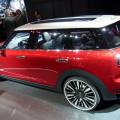2014 Mini Clubman F54 Concept Car Genfer Autosalon Studie LIVE 17 120x120