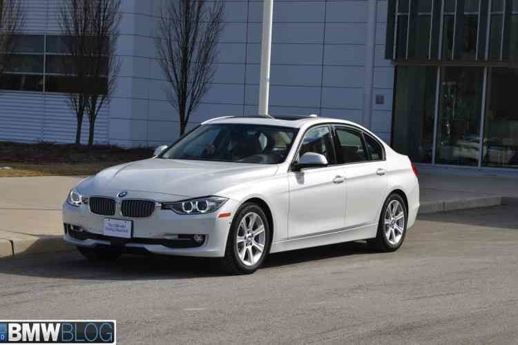 2014 BMW 3 Series Model Year Changes