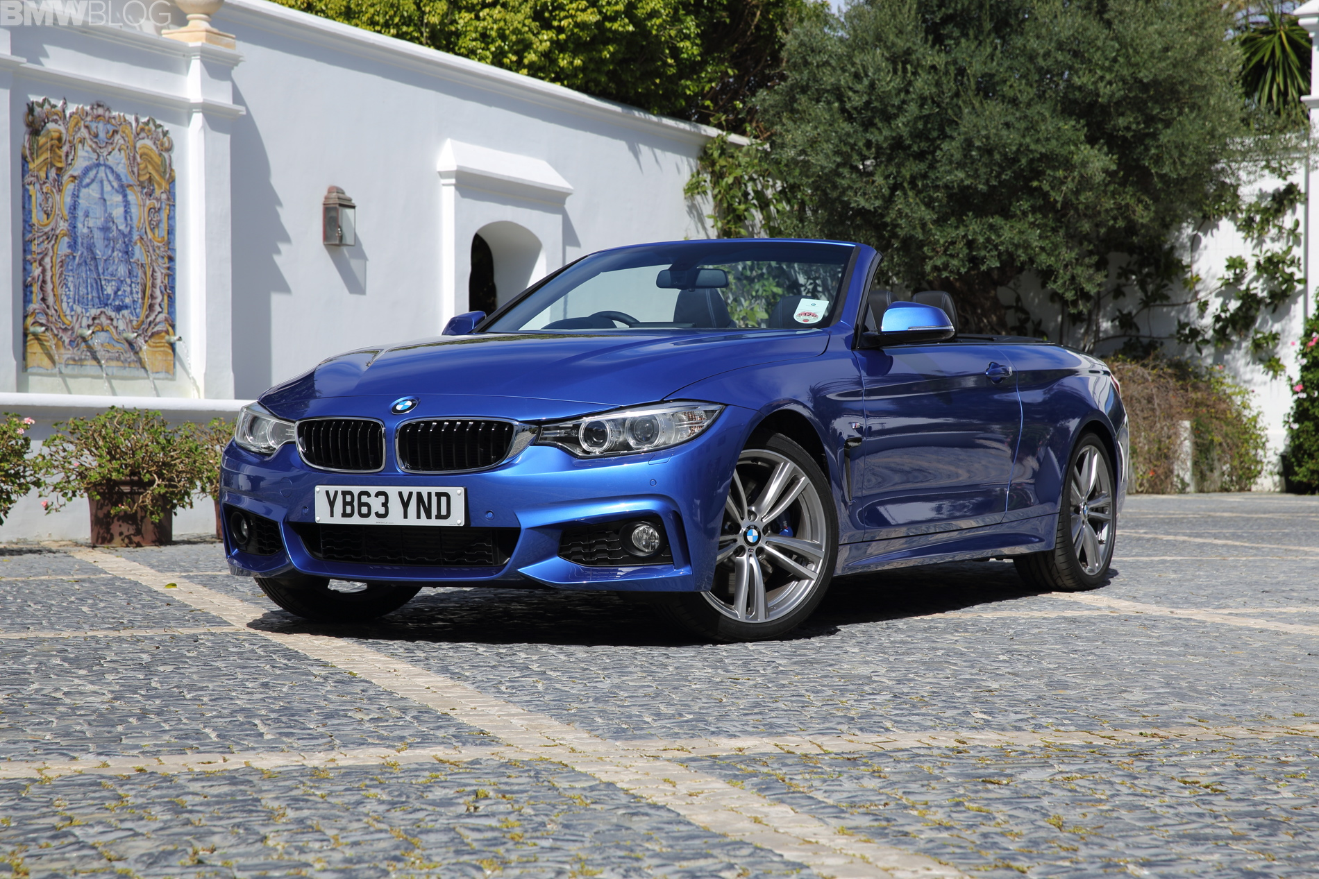 BMW Convertible For Spring