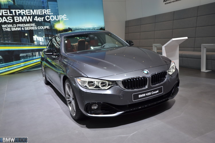 2014 bmw 4 series frankfurt auto show 45 750x500