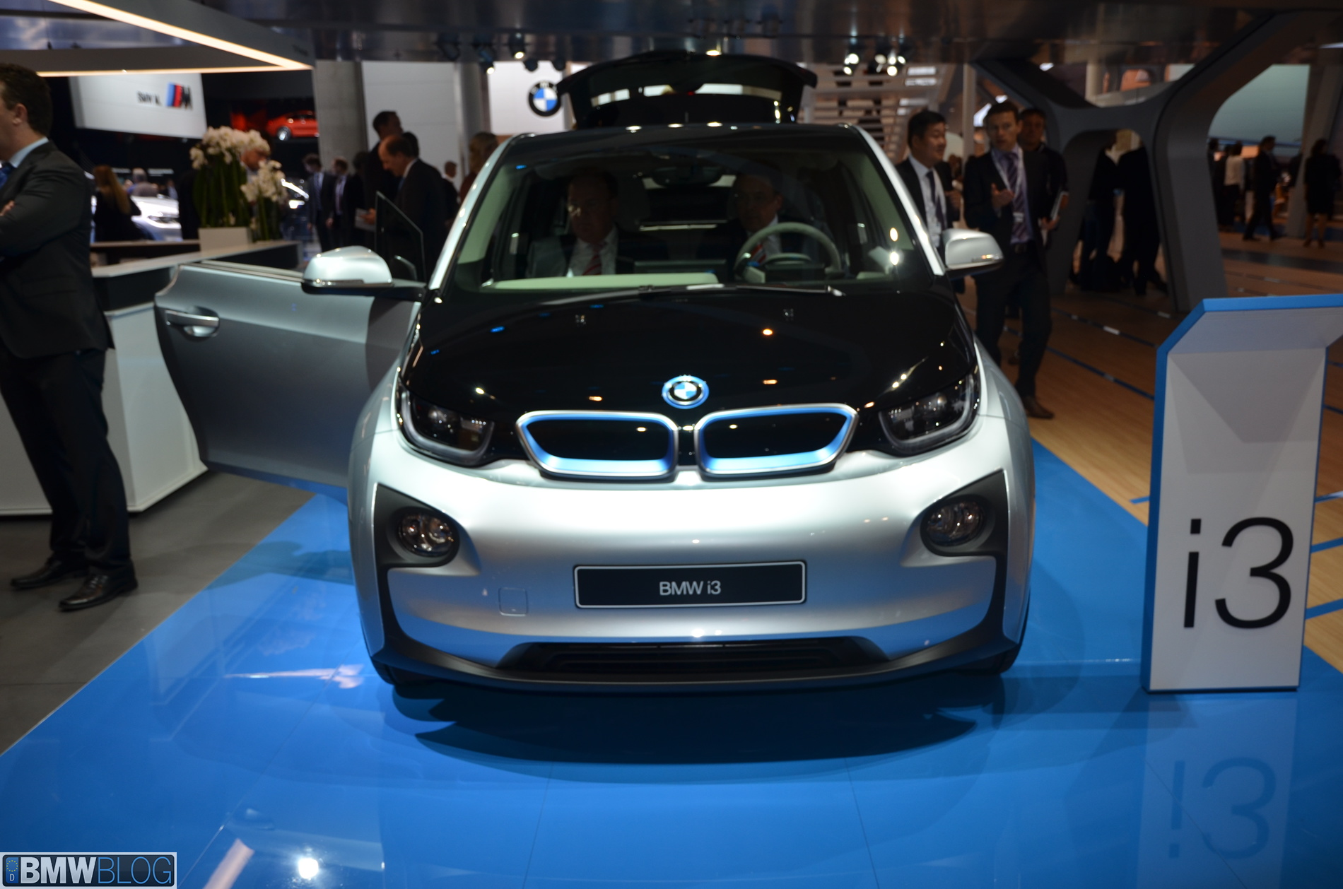 2014 bmw i3 interior exterior images 01