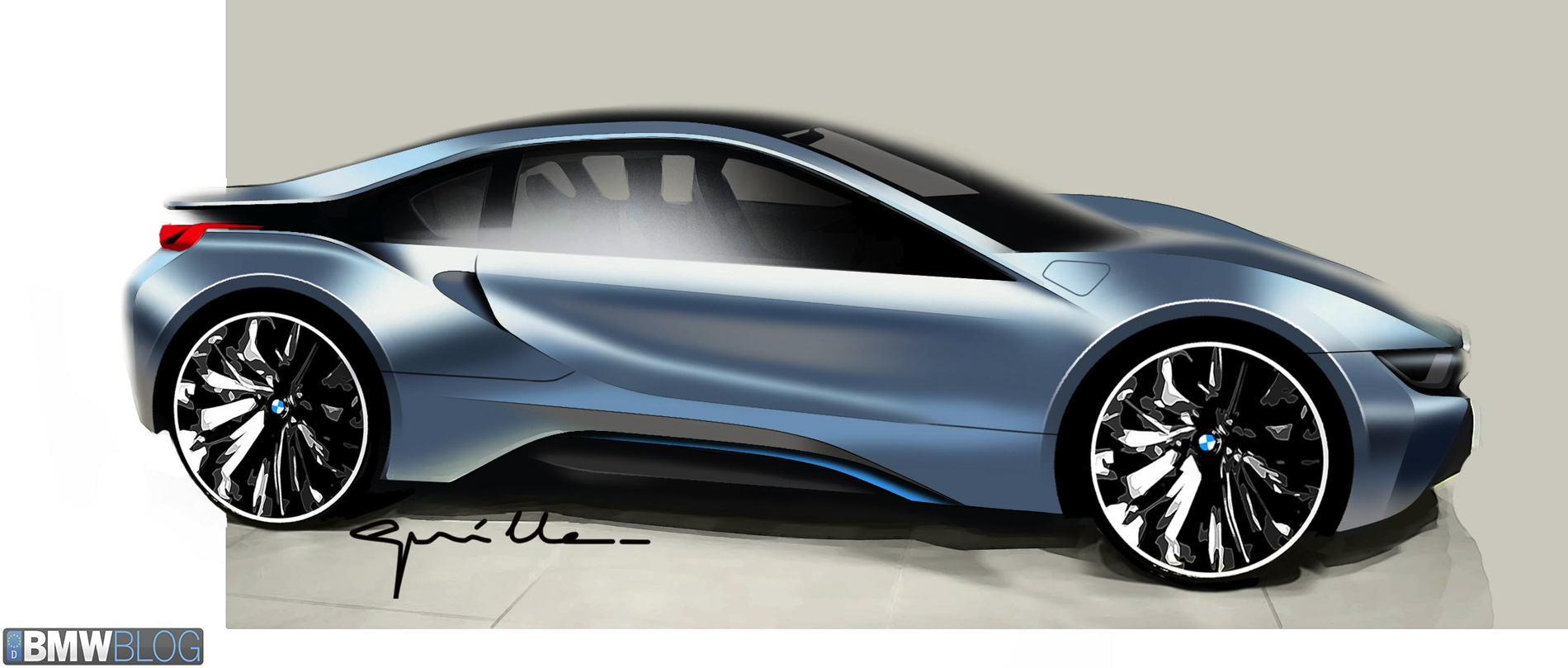 2014 bmw i8 wallpapers 14