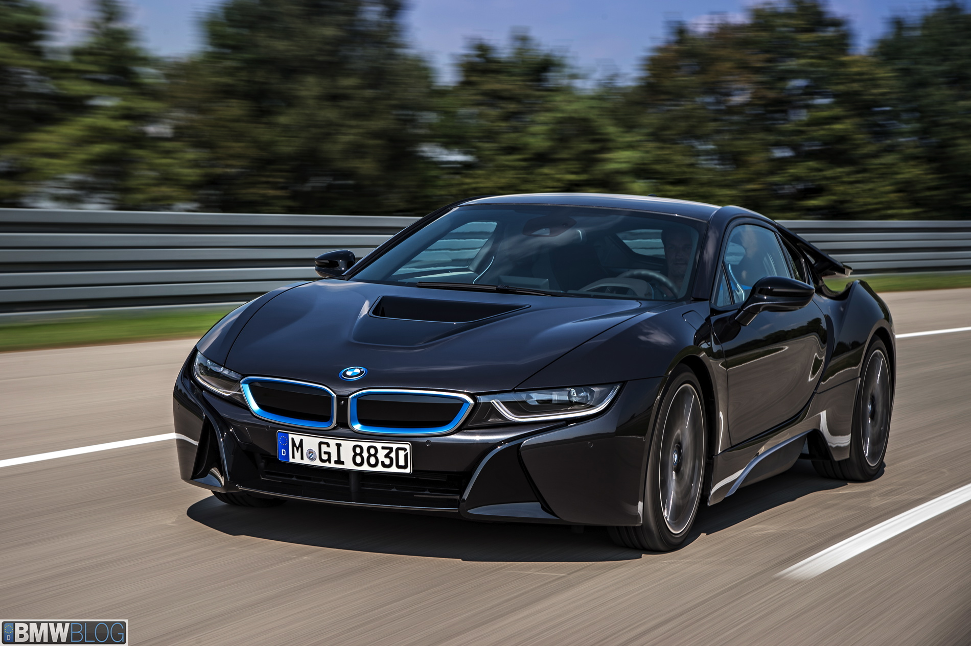 2014 Bmw I8 Wallpapers 34