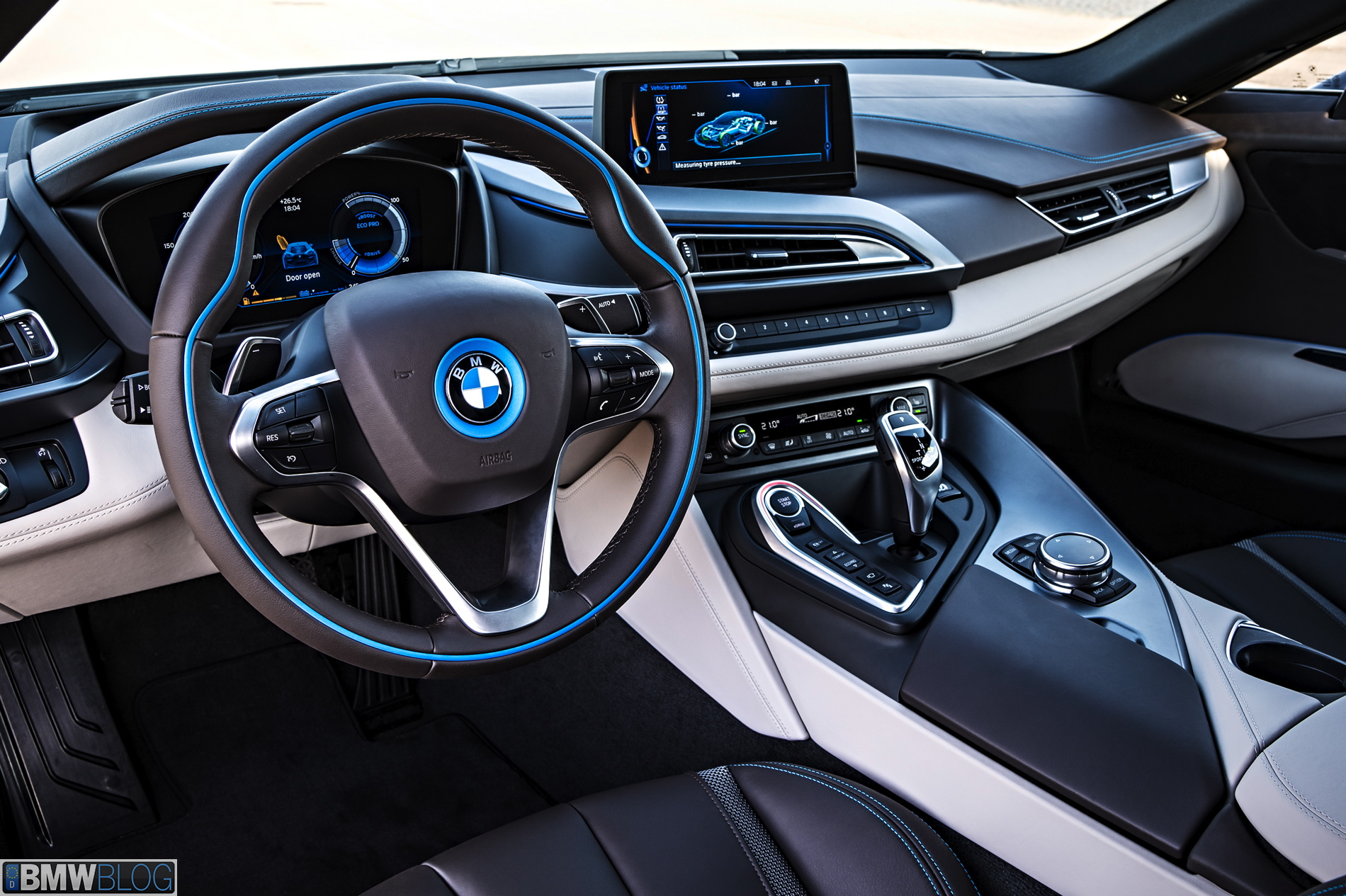 2014 Bmw I8 Wallpapers 44