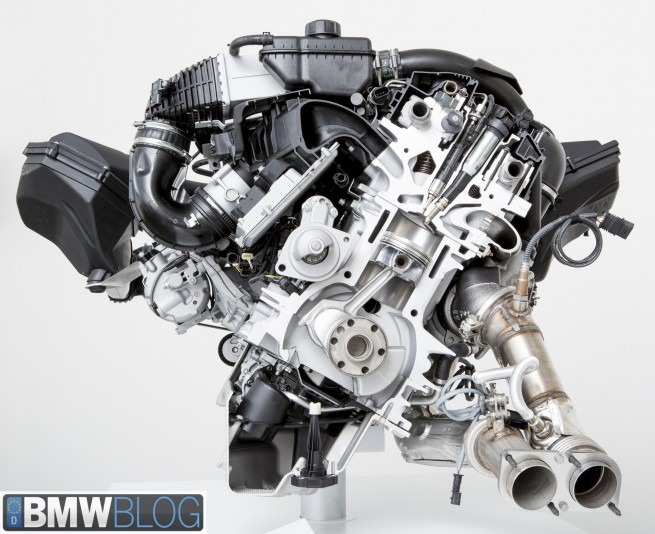 Technical Specs New BMW M3 and BMW M4