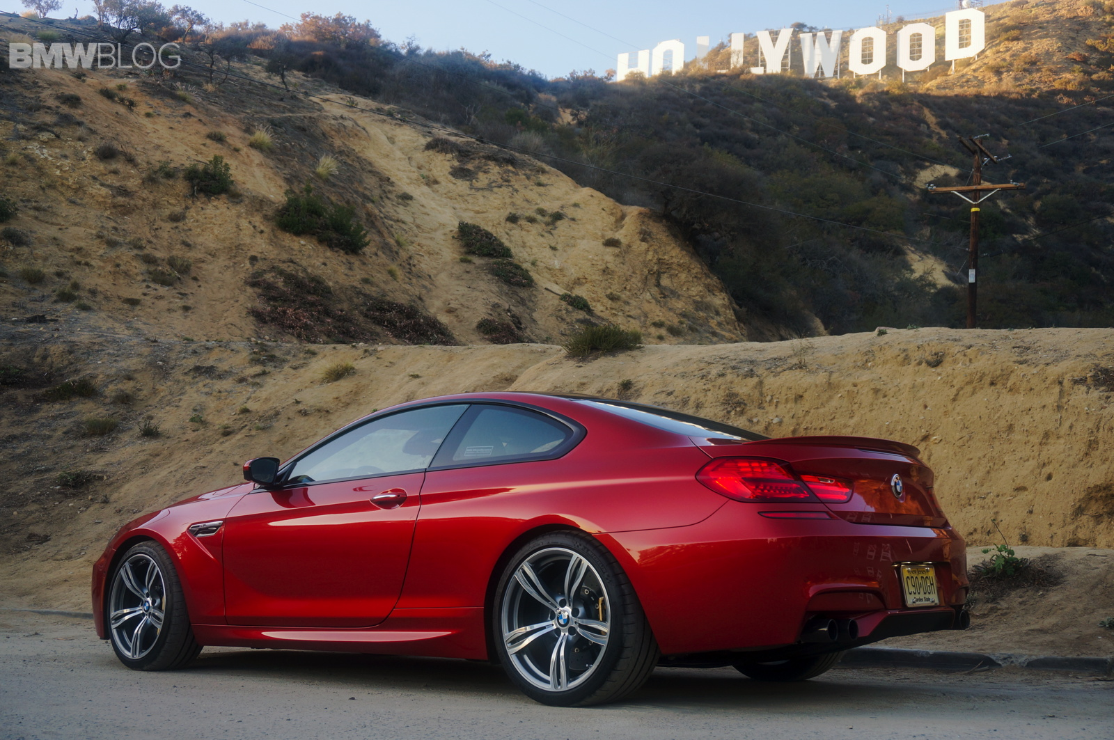 2014 bmw m6 coupe test drive review 6