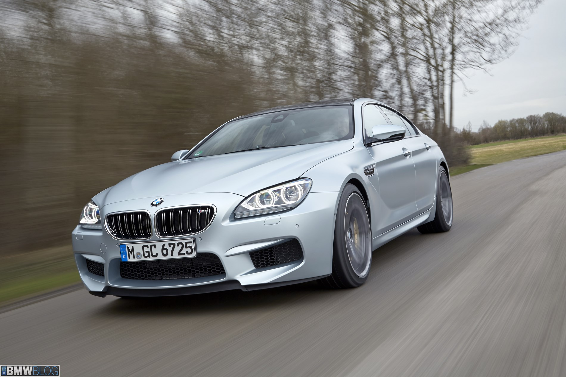 2014 bmw m6 gran coupe images