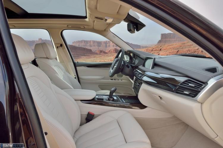 2014 bmw x5 interior 06 750x500