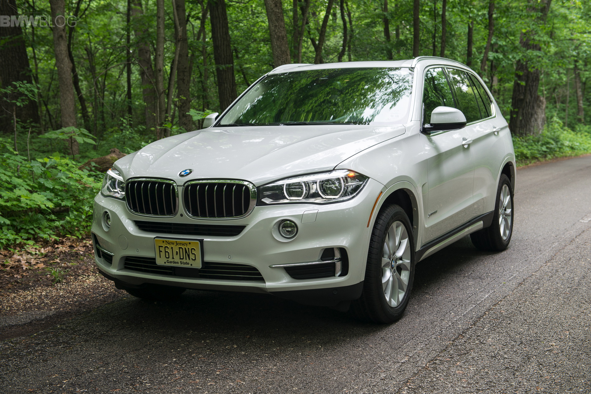 2015 Bmw X5 Scores Five Stars In Frontal Crash Test