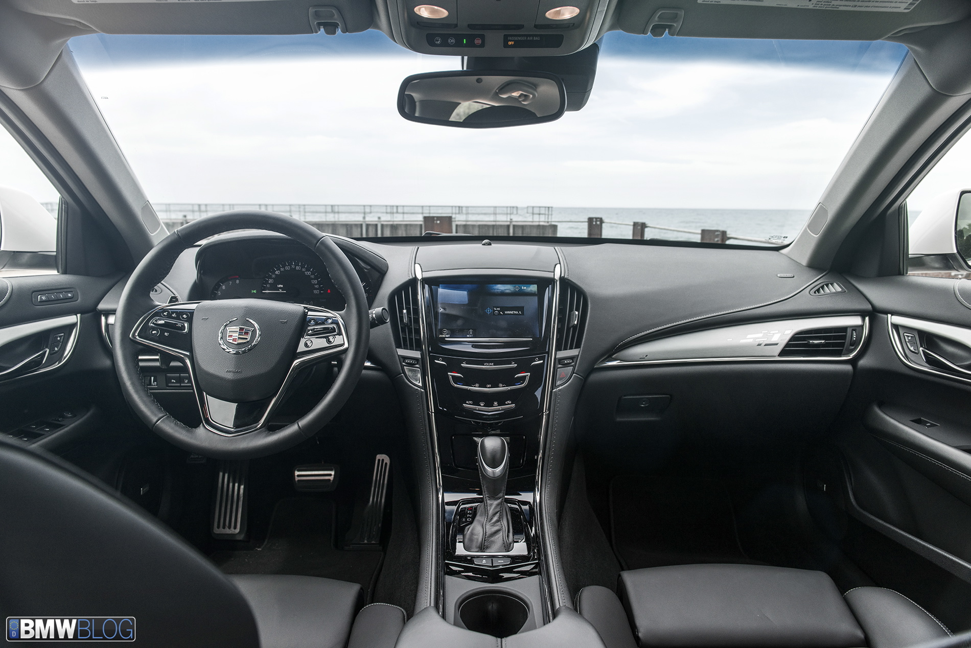 Bmwblog Test Drive 2013 Cadillac Ats 2 0t