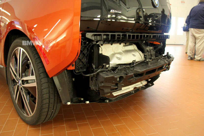 Learn About The BMW i3 Repair Process