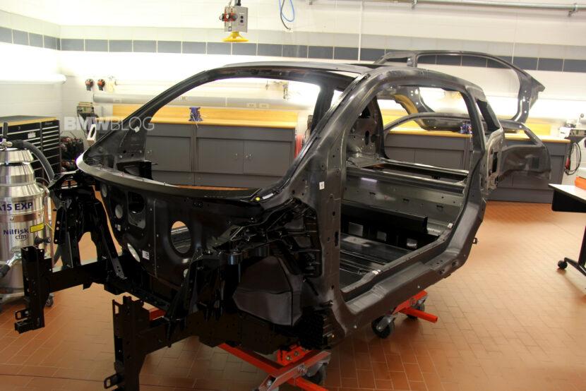 bmw i3 29 830x554 repair process