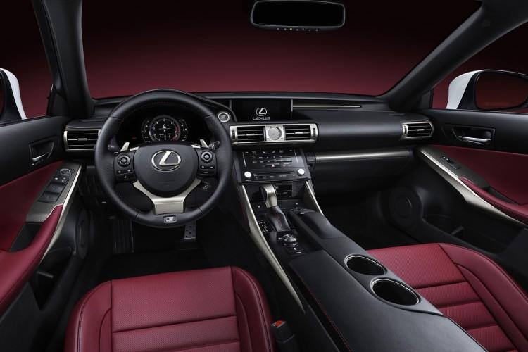 BMWBLOG Test Drive: 2014 Lexus IS350