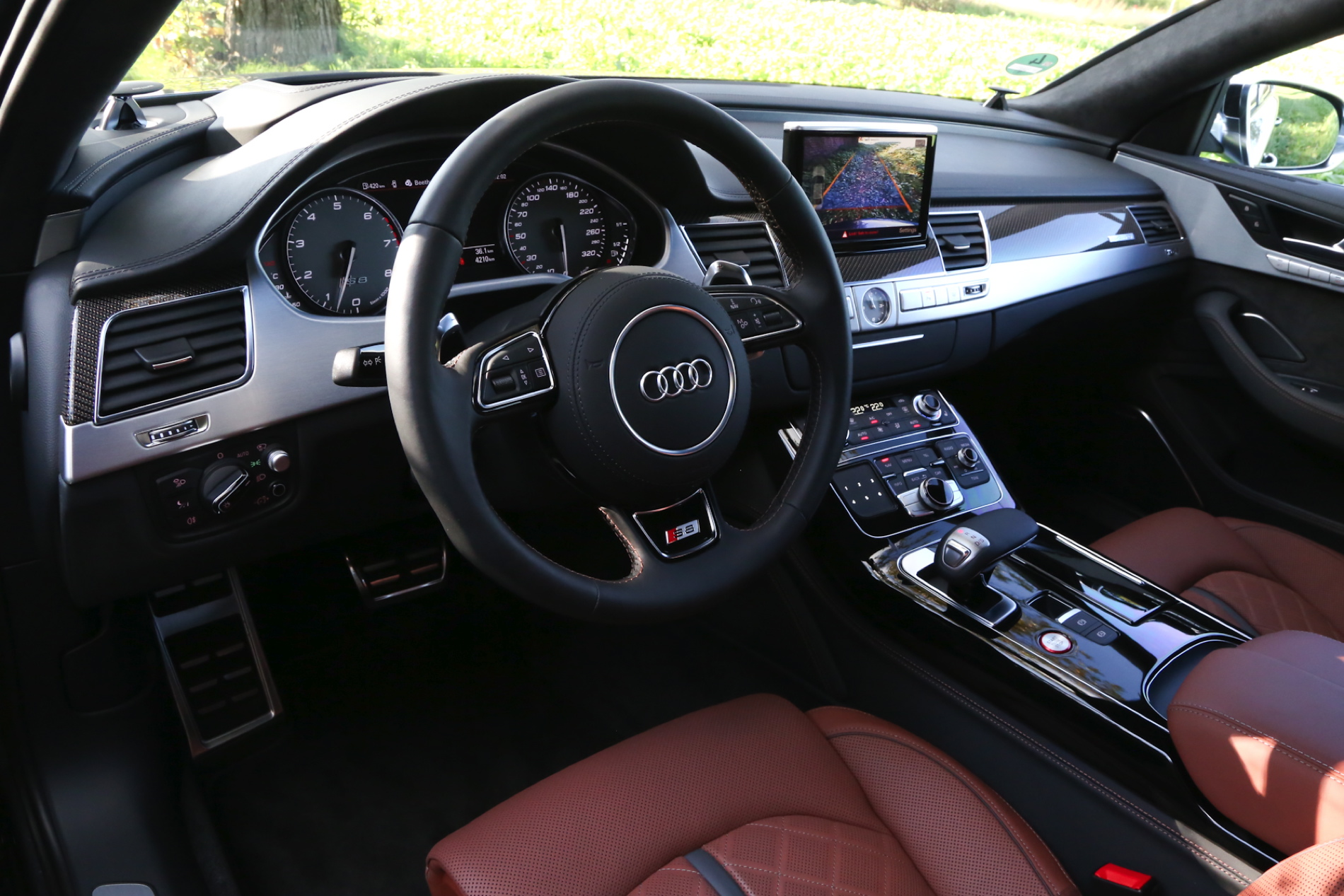 2015 Audi S8 Test Drive And Review – The Stately Autobahn Stormer
