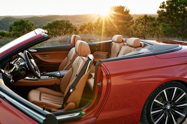 2015 BMW 6 Series Convertible