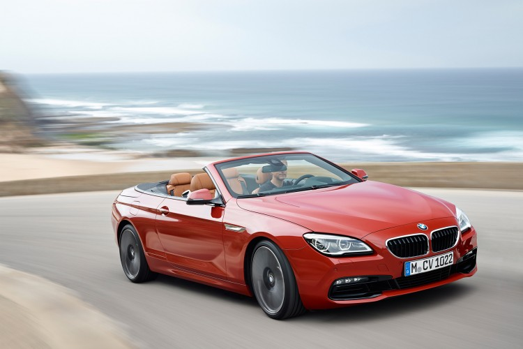 2015 BMW 6 Series Convertible 17 750x500
