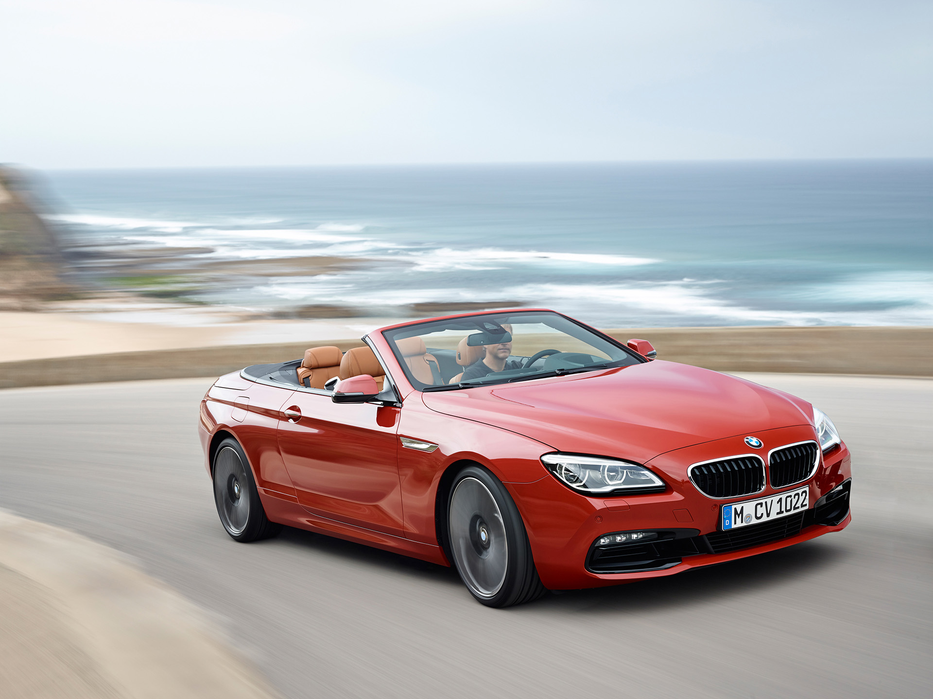 2015 BMW 6 Series Convertible 17