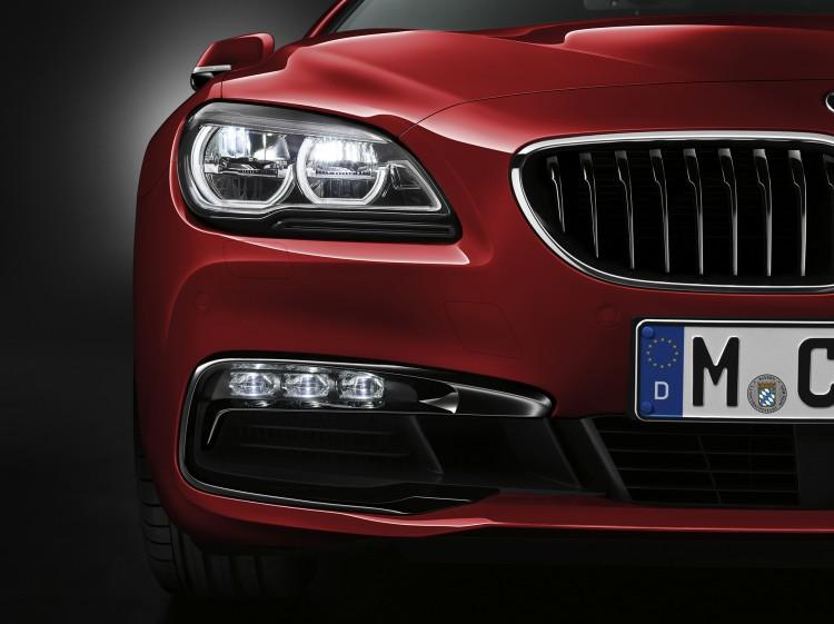 2015 BMW 6 Series Convertible 6 750x561