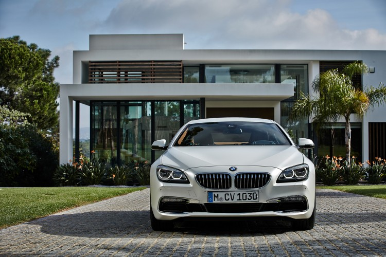 2015 BMW 6 Series Gran Coupe 19 750x500