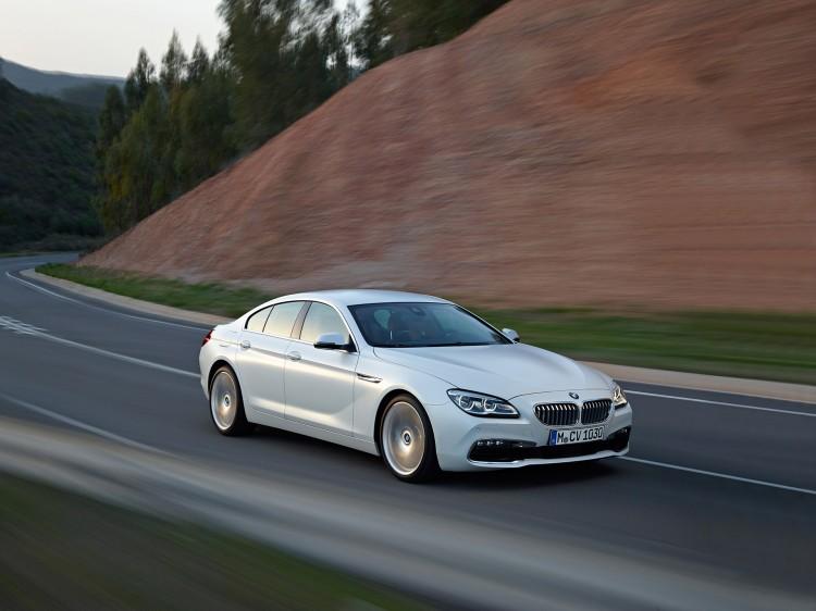 2015 BMW 6 Series Gran Coupe 28 750x562