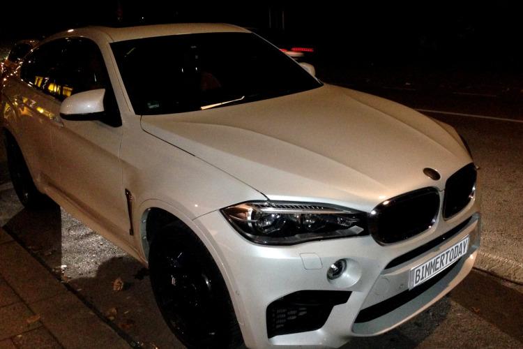 2015 BMW X6 M F86 Live Fotos weiss Muenchen 01 750x500