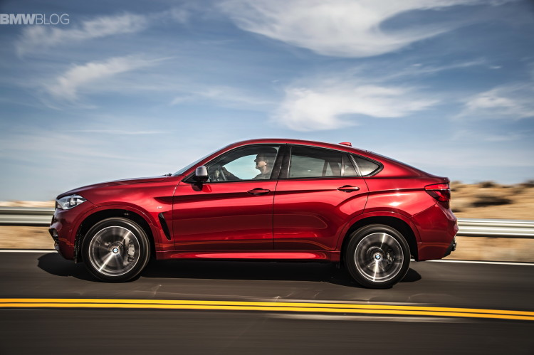 The New 2015 Bmw X6