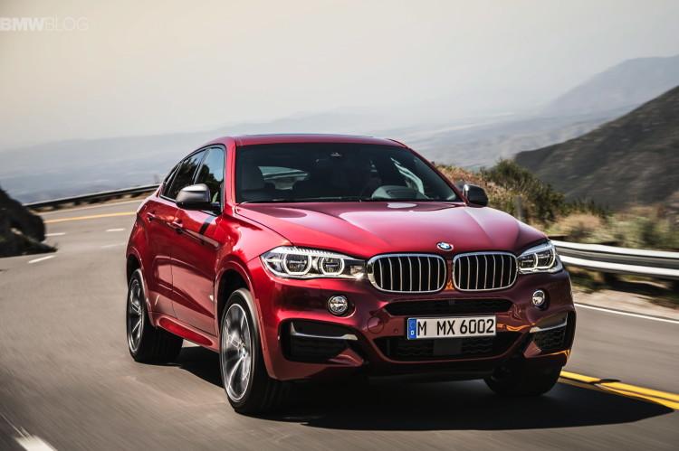 2015 BMW X6 images 23 750x499
