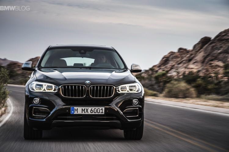 2015 BMW X6 images 66 750x499