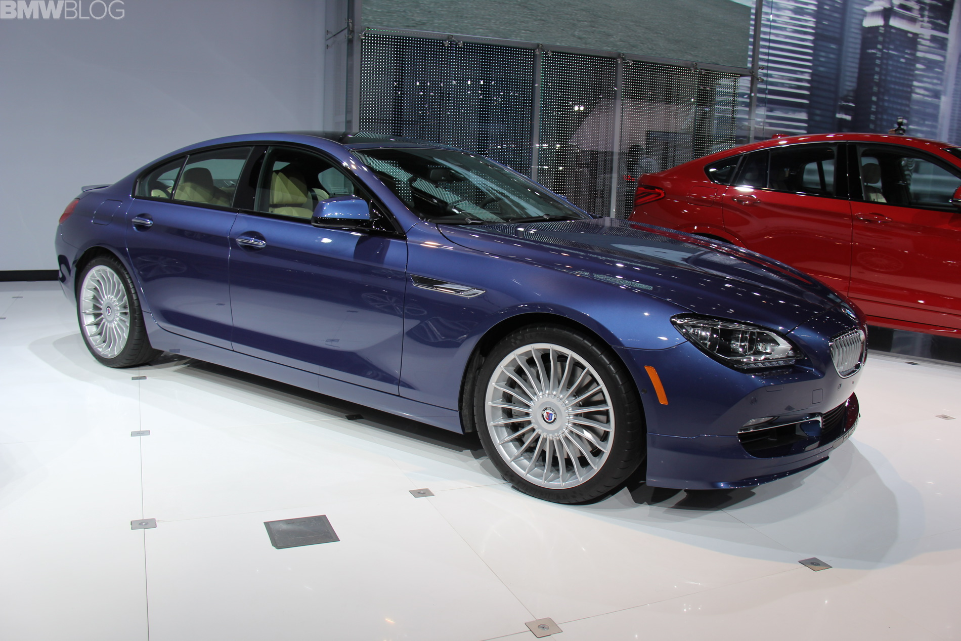 NYIAS ALPINA B Gran Coupe - Bmw alpina b6 biturbo price