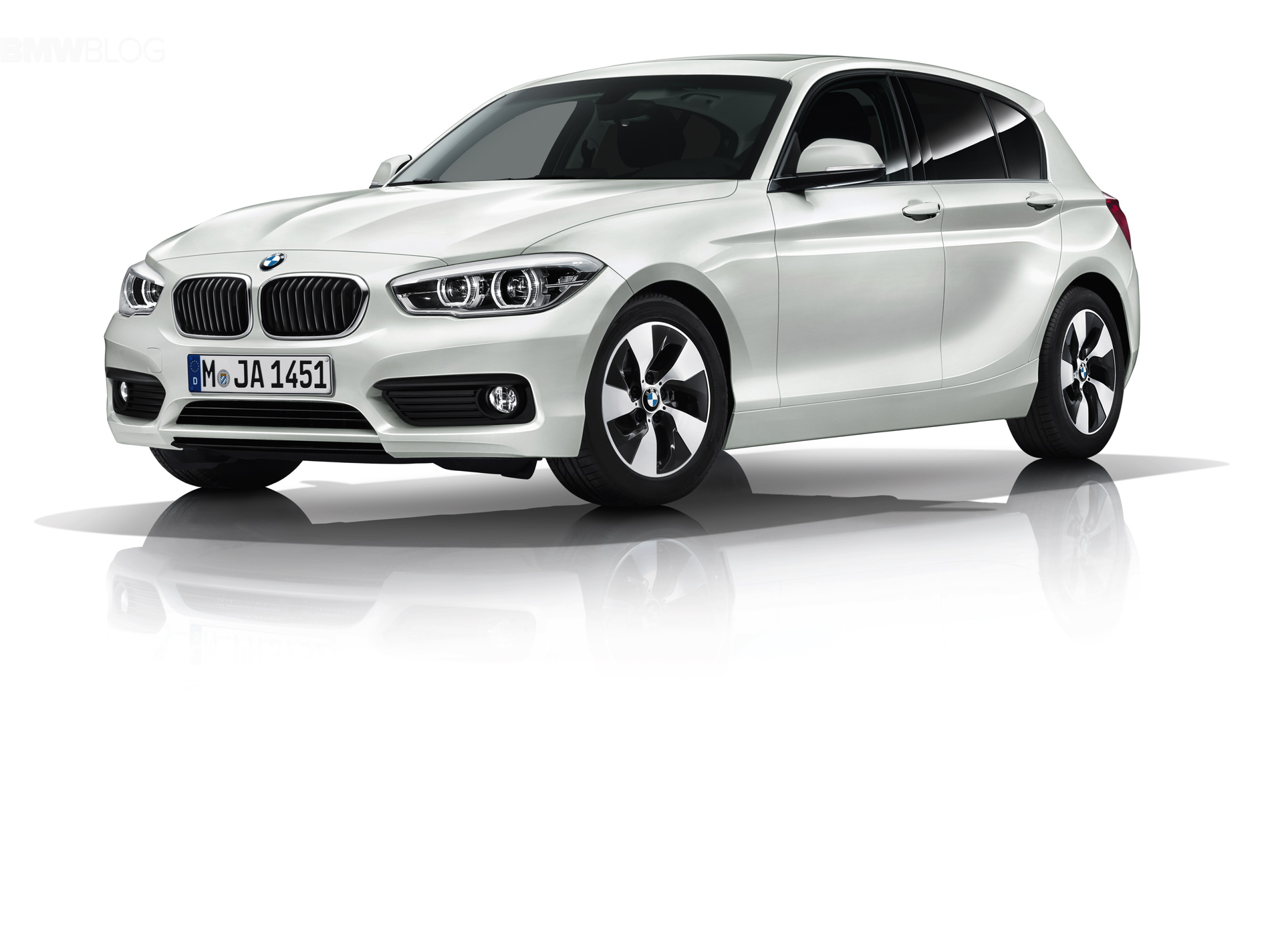 2015 BMW 1 Series Facelift Videos