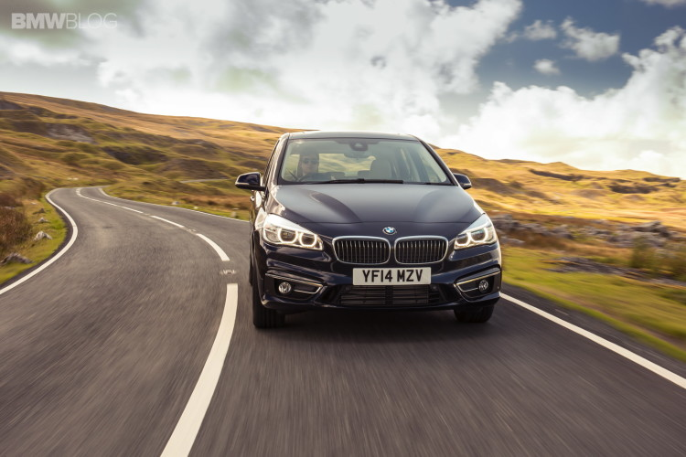 2015 bmw 2 series active tourer wallpapers 7 750x500